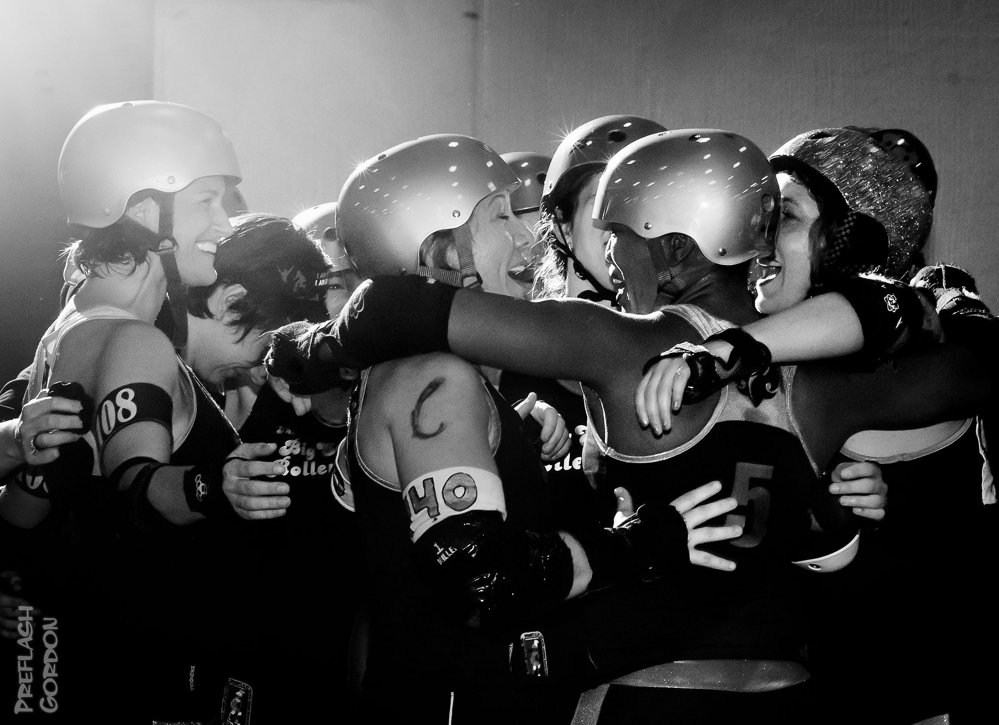 March 2015 Featured League: Big Easy Rollergirls